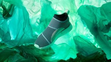 Adidas, nuova scarpa in plastica dagli oceani