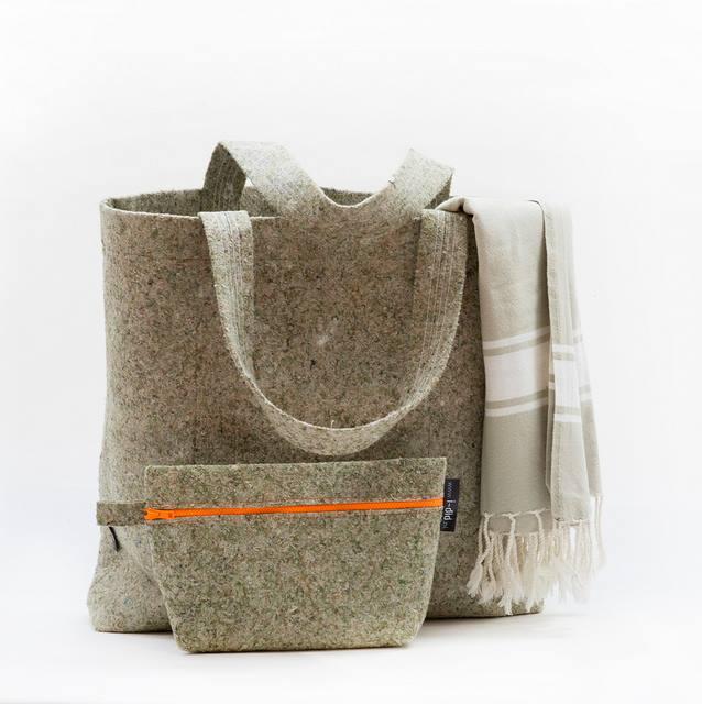 Applicazioni innovative per tessuti riciclati