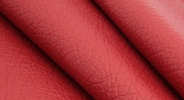 Regenerated leather material