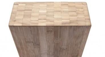Materiale realizzato con listelli di bambù