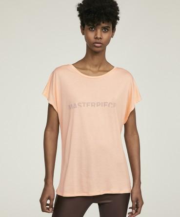 T-shirt in fibra di legno