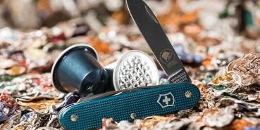 Nespresso: coltello in alluminio riciclato
