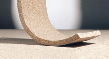 Materiale in sughero e legno