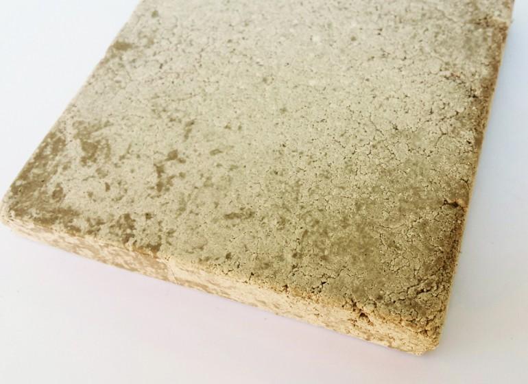 Nuovo materiale dal riciclo degli scarti di lavorazione delle pietre