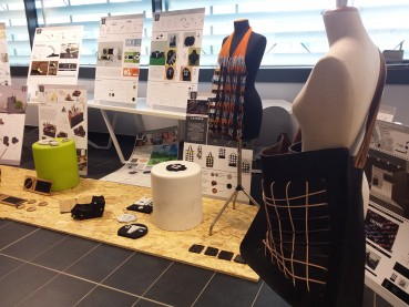 Innovation and circular materials: design with recycled rubber