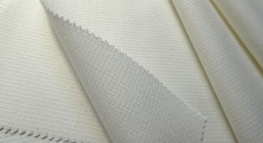 Tessuto in canapa e cotone