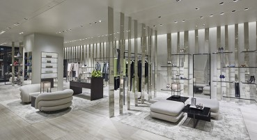 Search for circular material solutions for shopfitting