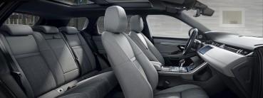 Materiali sostenibili per la nuova Range Rover Evoque