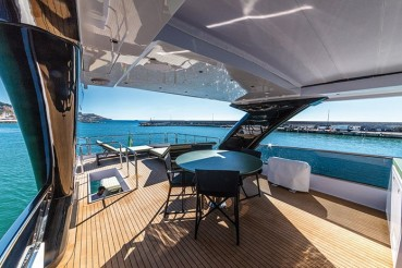 Sustainability in yachts