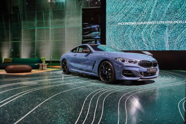 New installation space for BMW: flooring made of recycled materials