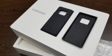 Packaging sostenibile per Samsung