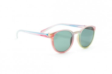 Sunglasses made of recycled polypropylene