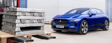 Jaguar Land Rover: la seconda vita dell'alluminio