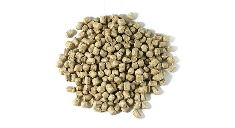 Cellulose fibres granules