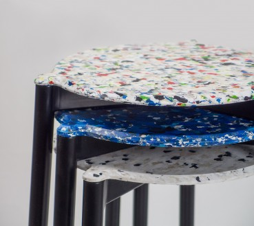 Recycled HDPE furnitures