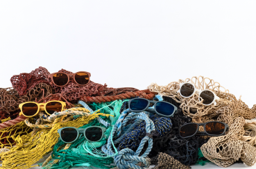 From fishing nets to sunglasses