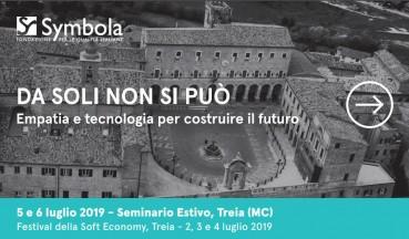 Seminario estivo e Festival della Soft Economy 2019
