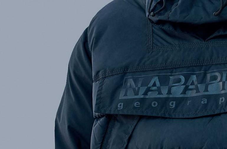 Innovazione tessile per Napapijri