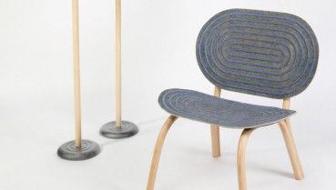 Renewable material for home furniture