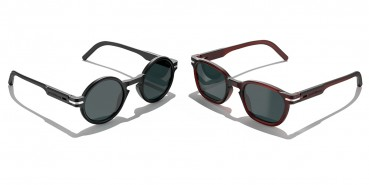 Sunglasses made of recycled PET