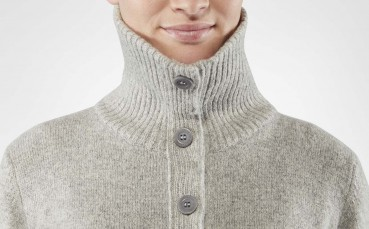 A collection of recycled wool garments