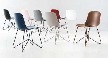 Calligaris: seats made of circular materials