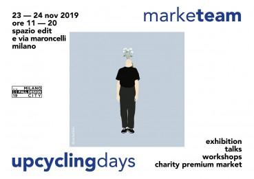 MarKeTEAM – Upcycling days. Milano 23-24 novembre