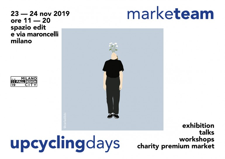 (Italiano) MarKeTEAM – Upcycling days. Milano 23-24 novembre
