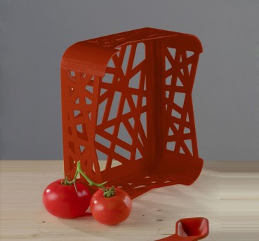Packaging in bio-plastica da scarti di pomodoro