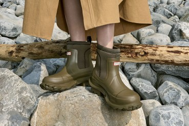 Stella McCartney: Sustainable boots in natural rubber