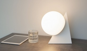 Lamp made of Corn PLA