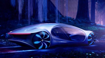 Mercedes: a new technological and sustainable vehicle concept