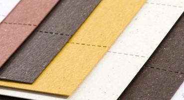Materiale in luppolo, malto e cellulosa