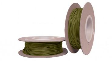 Filamento in PLA e canapa riciclata