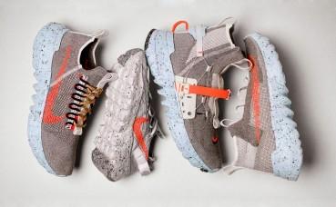 Nike lancia una nuova collezione di scarpe sostenibili