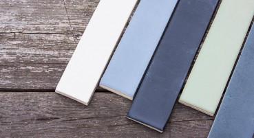 Materiale in vetro riciclato