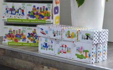 Bio-plastic Toys