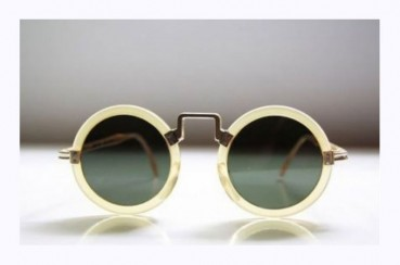 Collection of  biodegradable eyewear and lenses