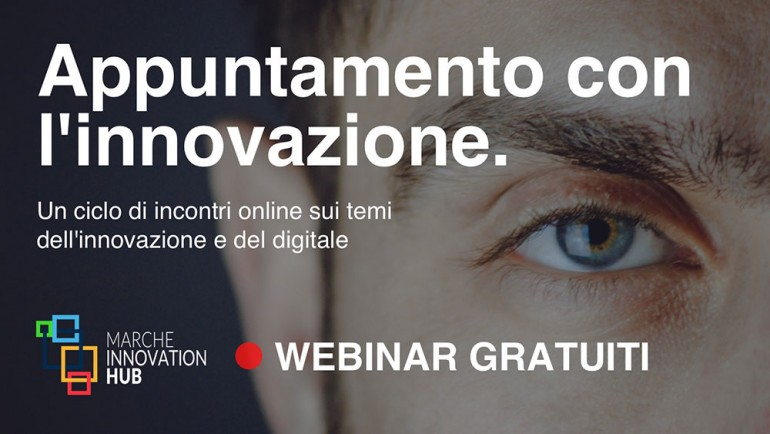(Italiano) MATREC + MARCHE INNOVATION HUB. APPUNTAMENTO CON L'ECONOMIA CIRCOLARE