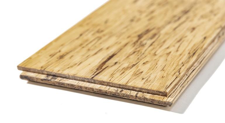 Hemp fibres material