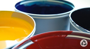 FROM RECYCLED PAINT NEW APPLICATIONS FOR COATINGS