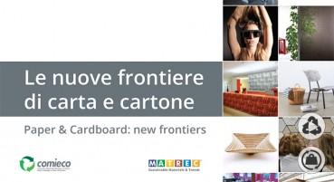 PUBBLICAZIONE LE NUOVE FRONTIERE DI CARTA E CARTONE