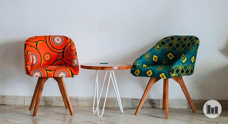 Misurazione circolarità di poltrone e divani