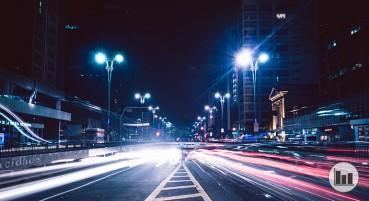 Misurazione circolarità di un impianto di illuminazione pubblica