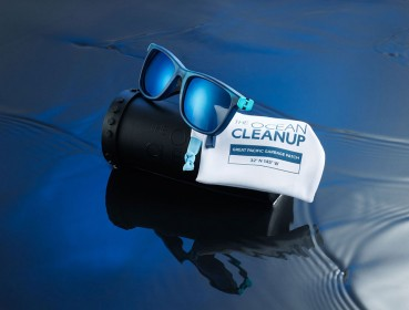 Certified recycled plastic sunglasses