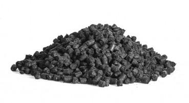 Pellet in polvere di gomma riciclata