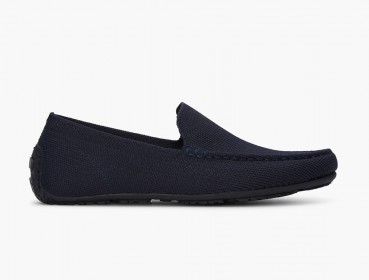 Loafers made from plastic collected in the oceans