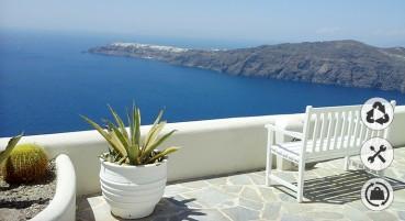 Circular materials for outdoor furniture
