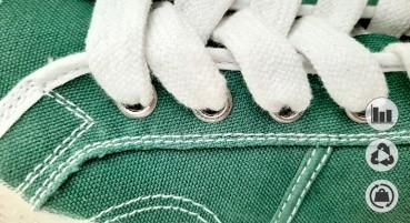 Circular sneakers: tra misurazione e nuovi materiali