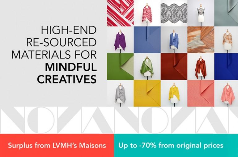 LVMH: recovery and valorization of deadstock fabrics